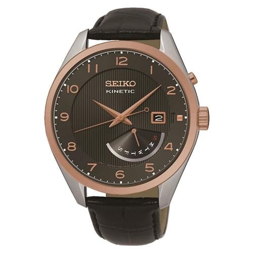 عکس نمای روبرو ساعت مچی برند سیکو مدل SRN070P1