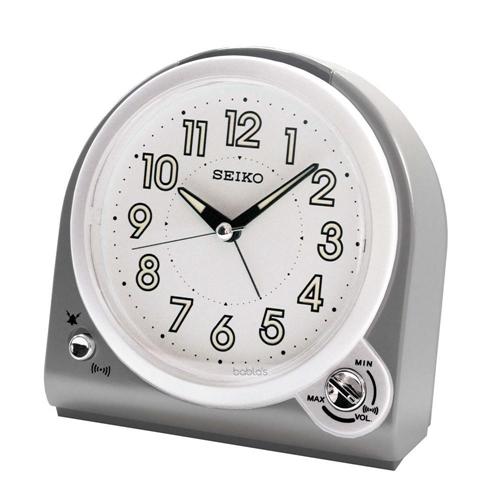عکس نمای روبرو ساعت رومیزی برند سیکو مدل QHK029SL