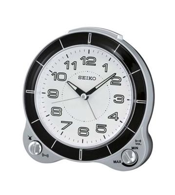 عکس نمای روبرو ساعت رومیزی برند سیکو مدل QHK031SN