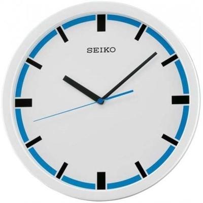 عکس نمای روبرو ساعت دیواری برند سیکو مدل QXA476WR