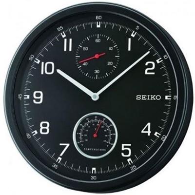 عکس نمای روبرو ساعت دیواری برند سیکو مدل QXA542JL