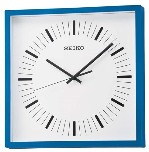 عکس نمای روبرو ساعت دیواری برند سیکو مدل QXA588LL
