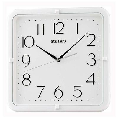 عکس نمای روبرو ساعت دیواری برند سیکو مدل QXA653WL-Z