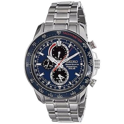 عکس نمای روبرو ساعت مچی برند سیکو مدل SSC355P1