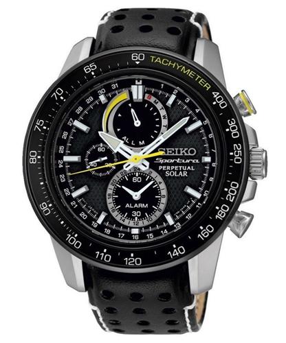 عکس نمای روبرو ساعت مچی برند سیکو مدل SSC361P1