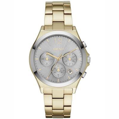 ساعت مچی برند دی کی ان وای مدل NY2452