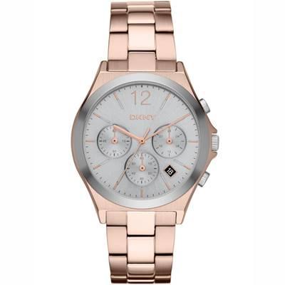 ساعت مچی برند دی کی ان وای مدل NY2453