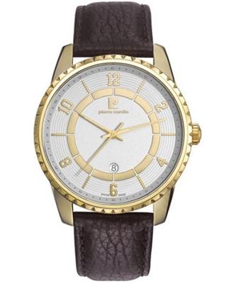 عکس نمای روبرو ساعت مچی برند پیر کاردین مدل PC107281S08