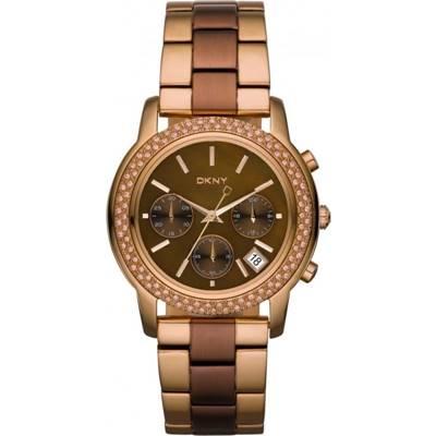 ساعت مچی برند دی کی ان وای مدل NY8433