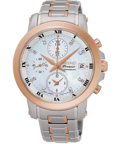 عکس نمای روبرو ساعت مچی برند سیکو مدل SNDV58P1