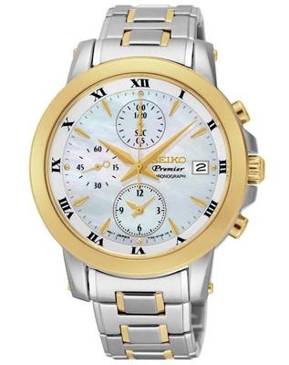عکس نمای روبرو ساعت مچی برند سیکو مدل SNDV70P1