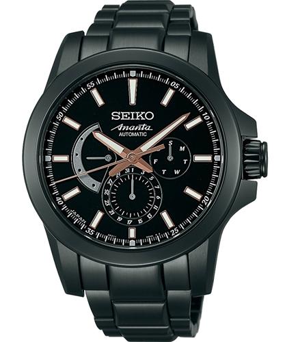 عکس نمای روبرو ساعت مچی برند سیکو مدل SPB027J1