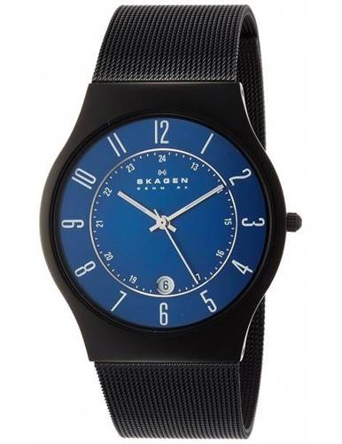 ساعت مچی برند اسکاگن مدل T233XLTMN
