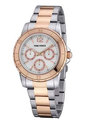 ساعت مچی برند تایم فورس مدل TF4191L15M
