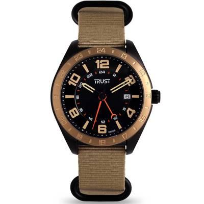 ساعت مچی برند تراست مدل G490IVD
