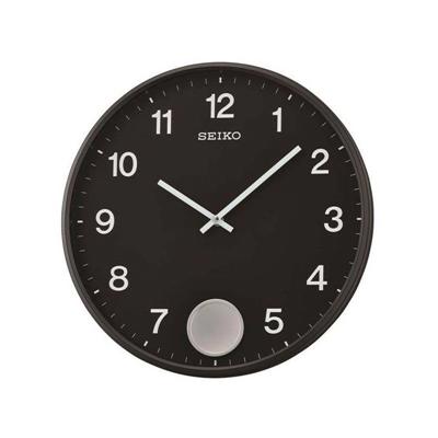 عکس نمای روبرو ساعت دیواری برند سیکو مدل QXC235KL