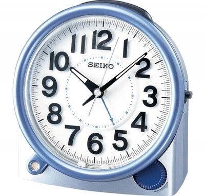 ساعت رومیزی برند سیکو مدل QXE011SN
