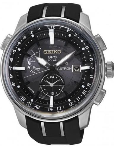 عکس نمای روبرو ساعت مچی برند سیکو مدل SAS031J1
