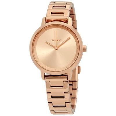 ساعت مچی برند دی کی ان وای مدل NY2637