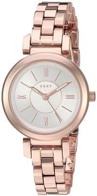 ساعت مچی برند دی کی ان وای مدل NY2592
