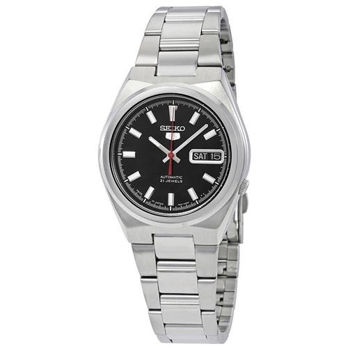 عکس نمای روبرو ساعت مچی برند سیکو مدل SNKC55J1
