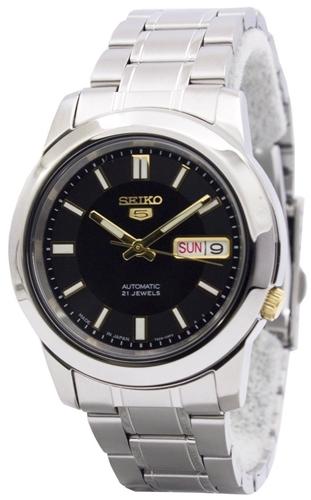 عکس نمای روبرو ساعت مچی برند سیکو مدل SNKK17J1