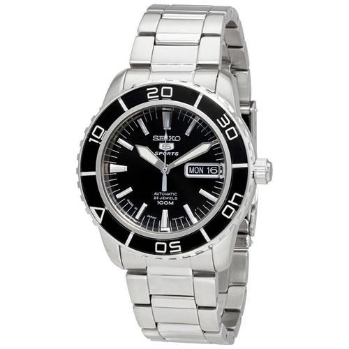 عکس نمای روبرو ساعت مچی برند سیکو مدل SNZH55J1