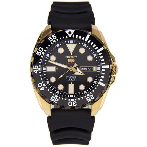 عکس نمای روبرو ساعت مچی برند سیکو مدل SRP608J1