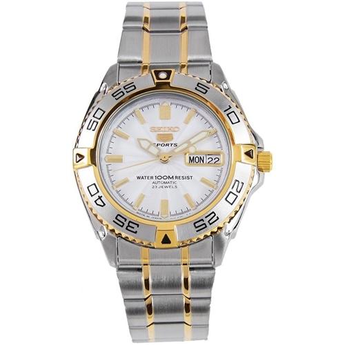 عکس نمای روبرو ساعت مچی برند سیکو مدل SNZB24J1