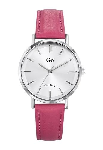 عکس نمای روبرو ساعت مچی برند جی او مدل 698941
