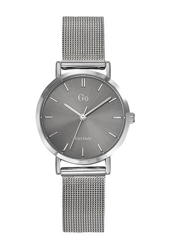 عکس نمای روبرو ساعت مچی برند جی او مدل 695959