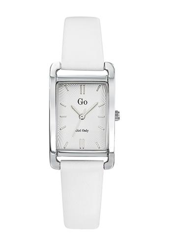 عکس نمای روبرو ساعت مچی برند جی او مدل 699110