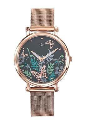 عکس نمای روبرو ساعت مچی برند جی او مدل 695186