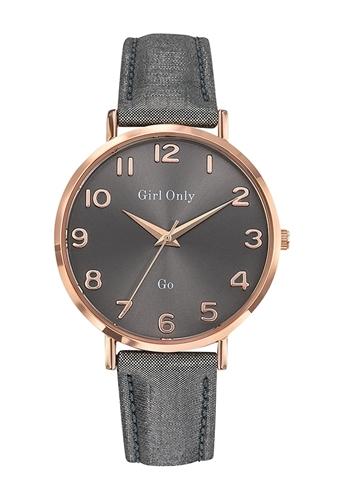 عکس نمای روبرو ساعت مچی برند جی او مدل 699931