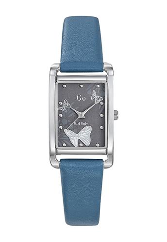 عکس نمای روبرو ساعت مچی برند جی او مدل 699207
