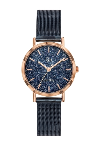عکس نمای روبرو ساعت مچی برند جی او مدل 695948