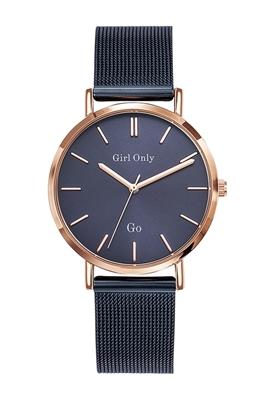 عکس نمای روبرو ساعت مچی برند جی او مدل 695992