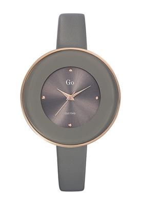 عکس نمای روبرو ساعت مچی برند جی او مدل 698757