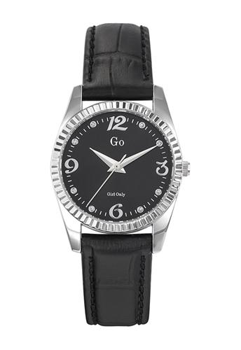 عکس نمای روبرو ساعت مچی برند جی او مدل 698760