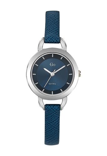 عکس نمای روبرو ساعت مچی برند جی او مدل 698834