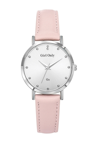 عکس نمای روبرو ساعت مچی برند جی او مدل 699071