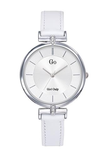 عکس نمای روبرو ساعت مچی برند جی او مدل 699195