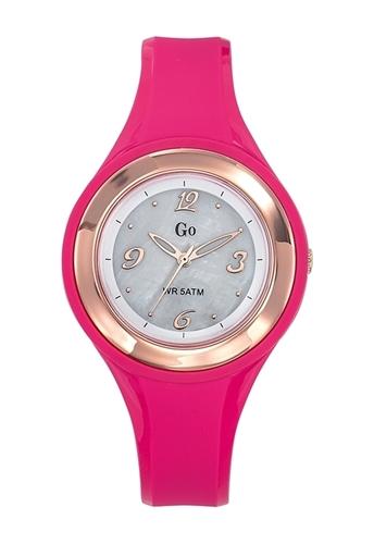 عکس نمای روبرو ساعت مچی برند جی او مدل 699185