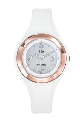 عکس نمای روبرو ساعت مچی برند جی او مدل 699184