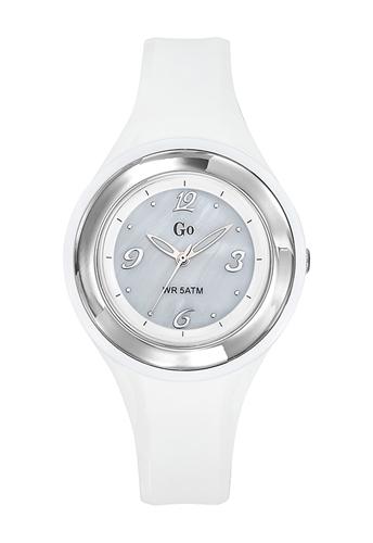 عکس نمای روبرو ساعت مچی برند جی او مدل 699183