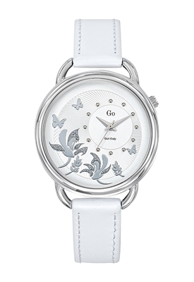 عکس نمای روبرو ساعت مچی برند جی او مدل 699160