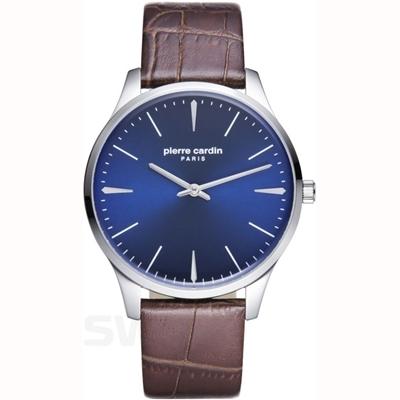عکس نمای روبرو ساعت مچی برند پیرکاردین مدل PC902271F12