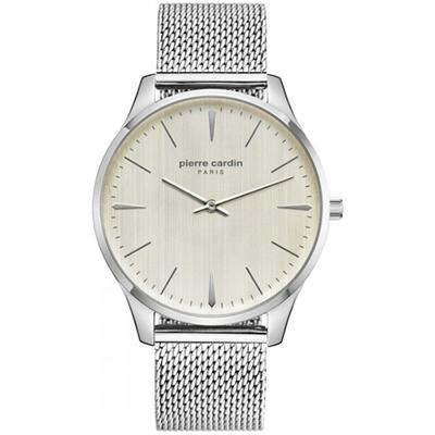 عکس نمای روبرو ساعت مچی برند پیرکاردین مدل PC902271F13