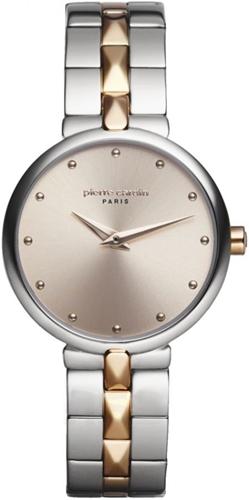 عکس نمای روبرو ساعت مچی برند پیرکاردین مدل PC902632F06