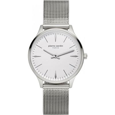 عکس نمای روبرو ساعت مچی برند پیرکاردین مدل PC902282F12